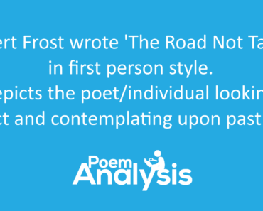 The Road Not Taken by Robert Frost Summary