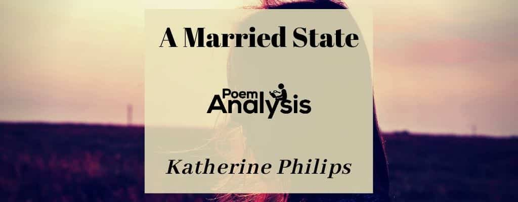 A Married State by Katherine Philips