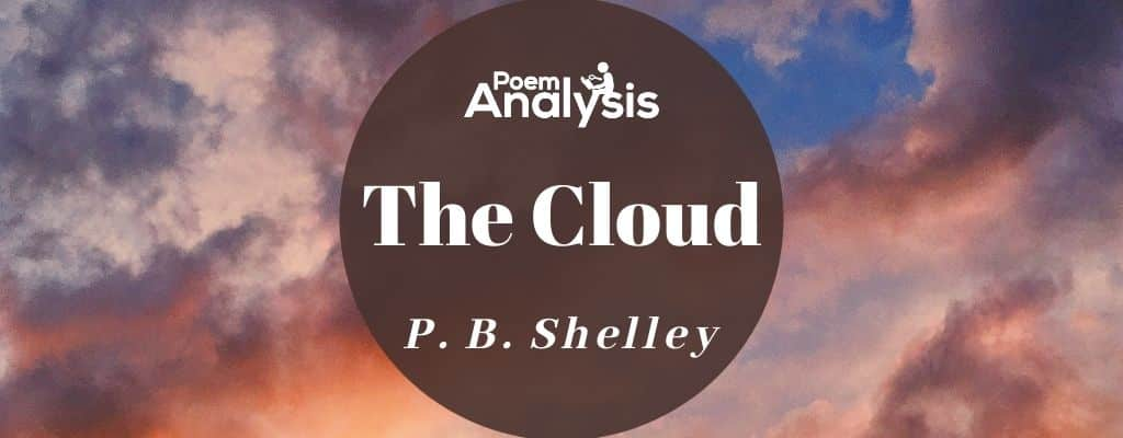 The Cloud by Percy Bysshe Shelley