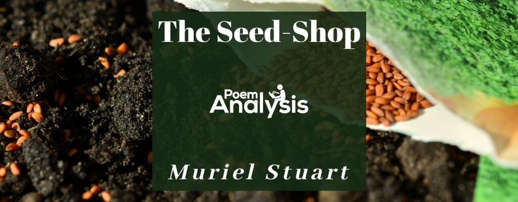 The Seed-Shop by Muriel Stuart