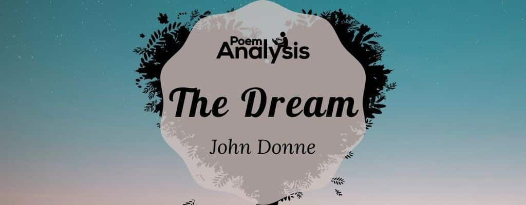 The Dream by John Donne