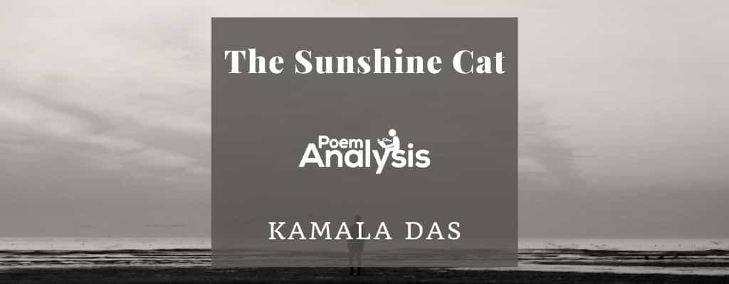 The Sunshine Cat by Kamala Das