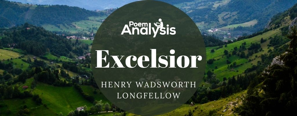 Excelsior by Henry Wadsworth Longfellow