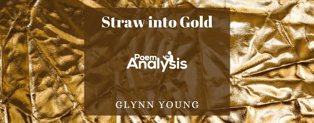 Straw into Gold by Glynn Young