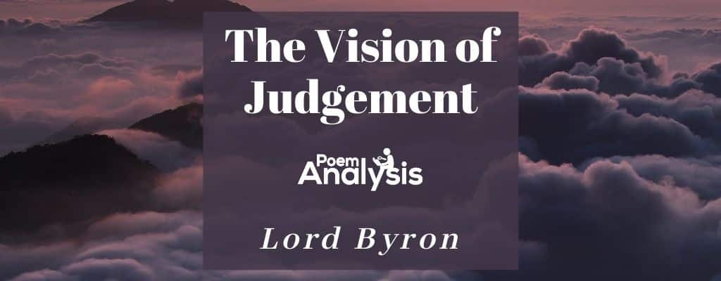 The Vision of Judgement by Lord Byron