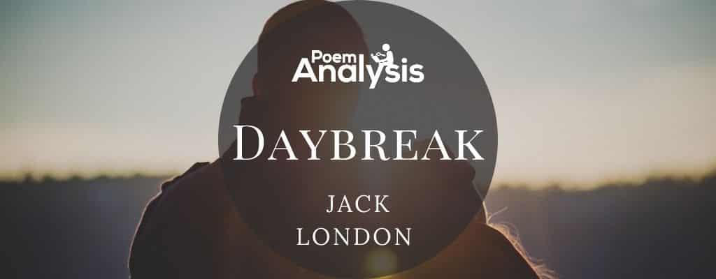 Daybreak by Jack London