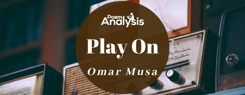 Play On by Omar Musa