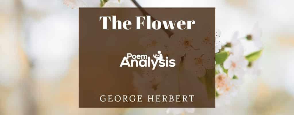 The Flower by George Herbert