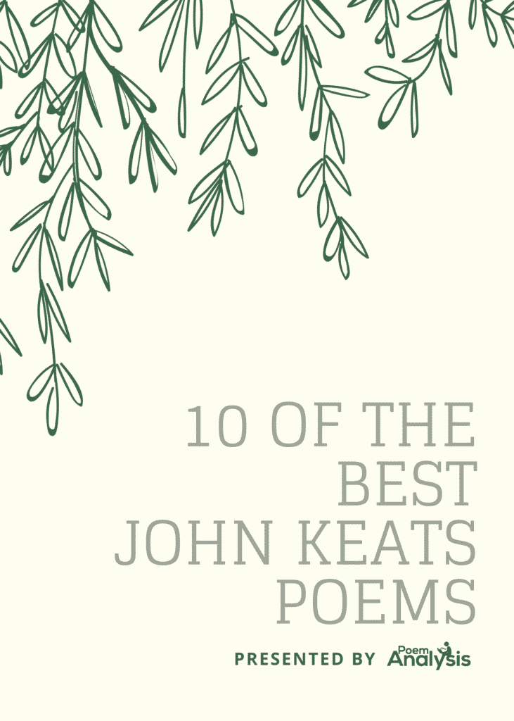 10 of the Best John Keats Poems