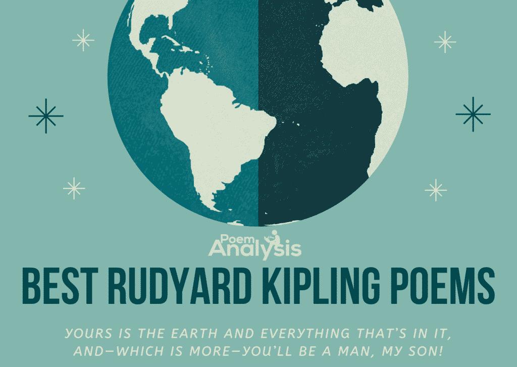 10 of the Best Rudyard Kipling Poems