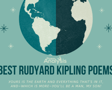10 of the Best Rudyard Kipling Poems