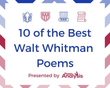 10 of the Best Walt Whitman Poems