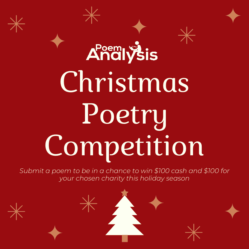 Christmas Poem Competition 2019