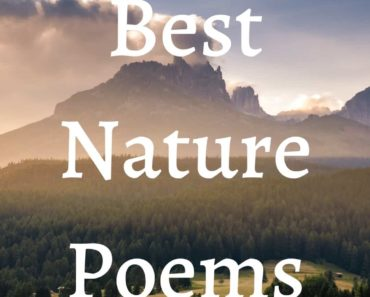 10 of the Best Nature Poems
