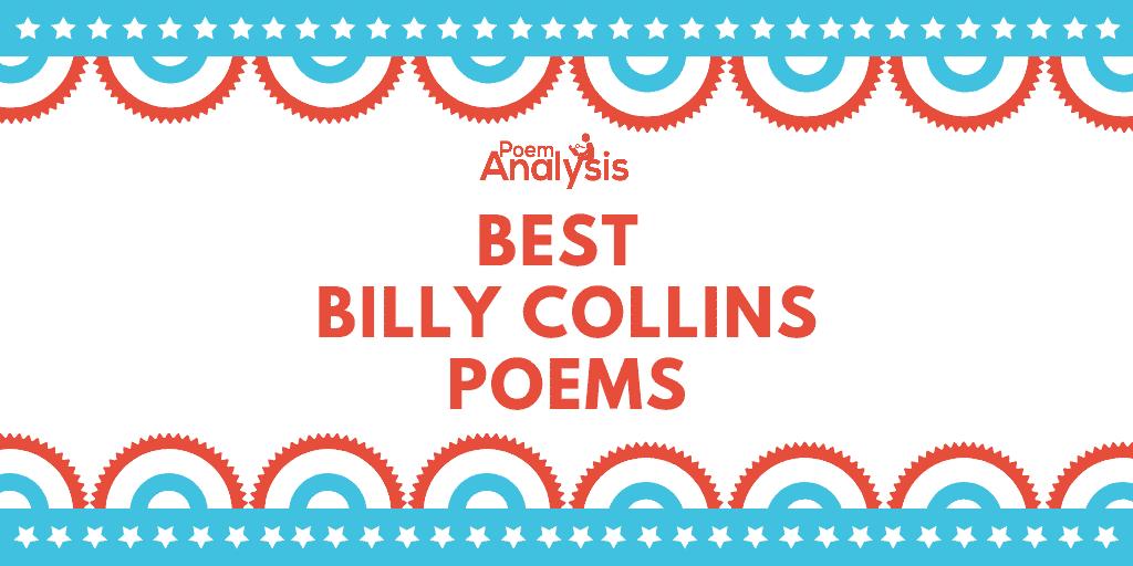 Best Billy Collins Poems