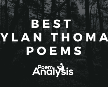 Best Dylan Thomas Poems