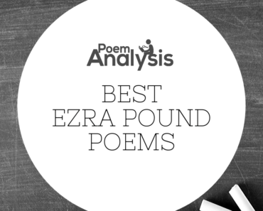 Best Ezra Pound Poems