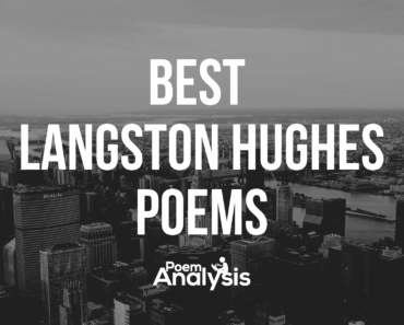 Best Langston Hughes Poems