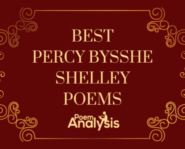 Best Percy Bysshe Shelley Poems