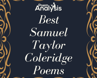 Best Samuel Taylor Coleridge Poems