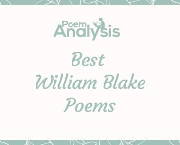 Best William Blake Poems