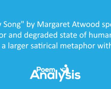 Analysis Of The Landlady By Margaret Atwood