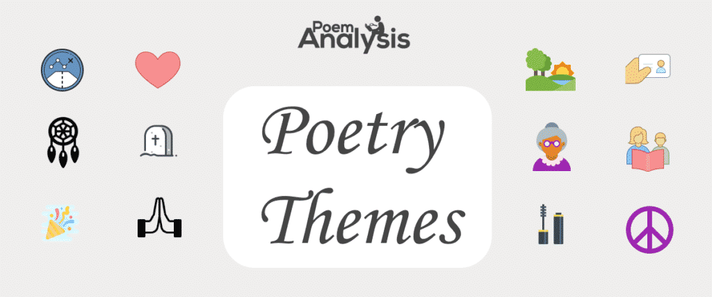 Different Types of Themes in Poetry and Literature