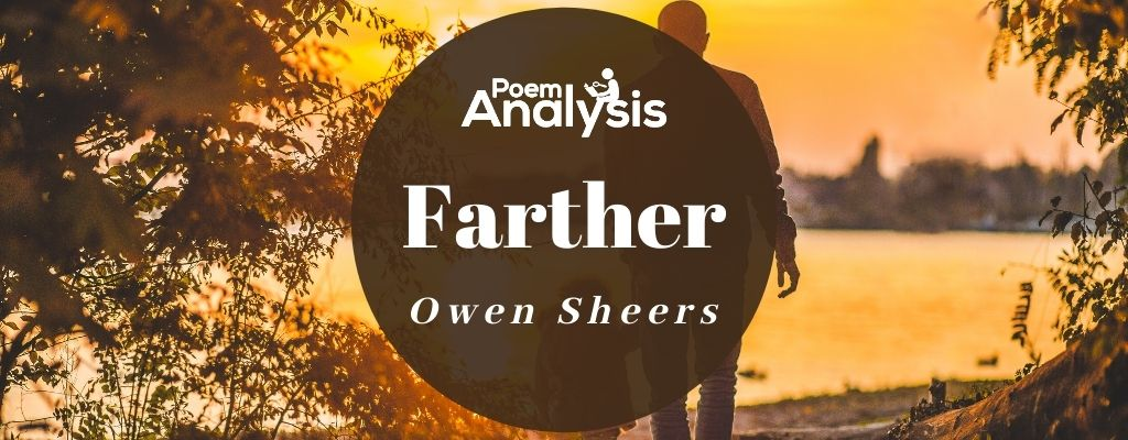 Farther by Owen Sheers