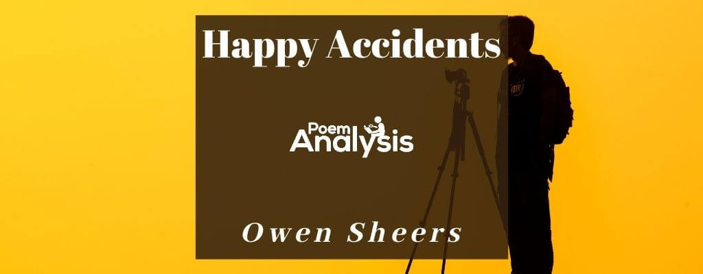 Happy Accidents by Owen Sheers