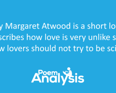 Is/Not by Margaret Atwood Summary