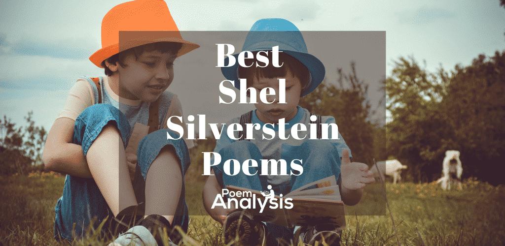 Best Shel Silverstein Poems
