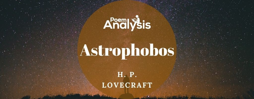 Astrophobos by H. P. Lovecraft