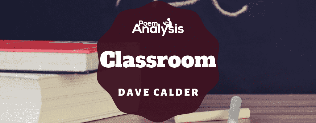 Classroom by Dave Calder