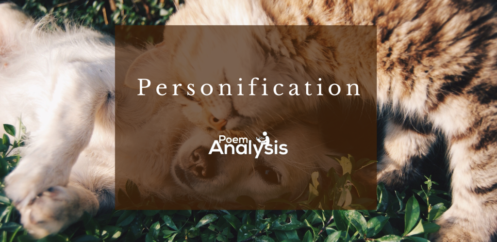 Personification Definition, Literary Device