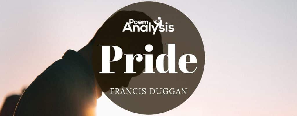 Pride by Francis Duggan