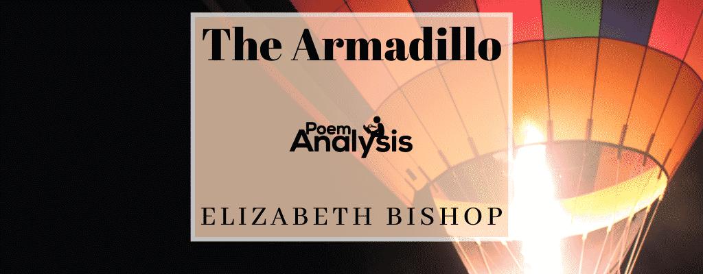 The Armadillo by Elizabeth Bishop