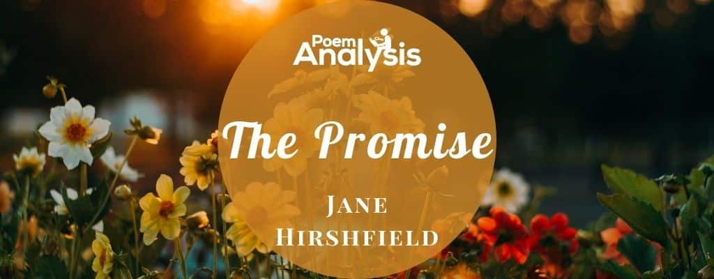 The Promise by Jane Hirshfield