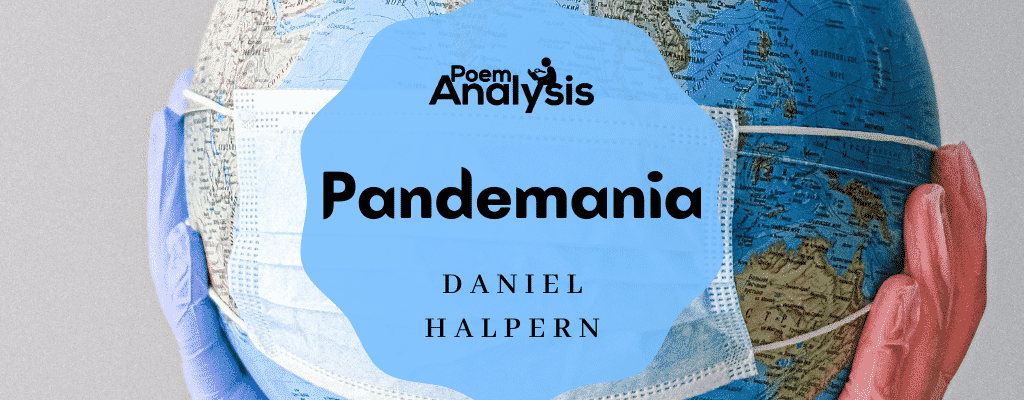 Pandemania by Daniel Halpern
