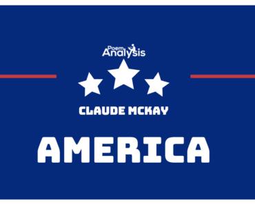 America by Claude Mckay