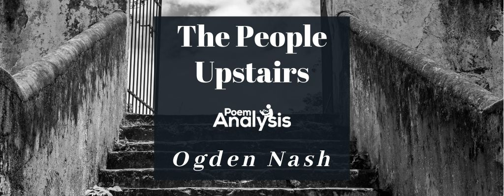 The People Upstairs by Ogden Nash
