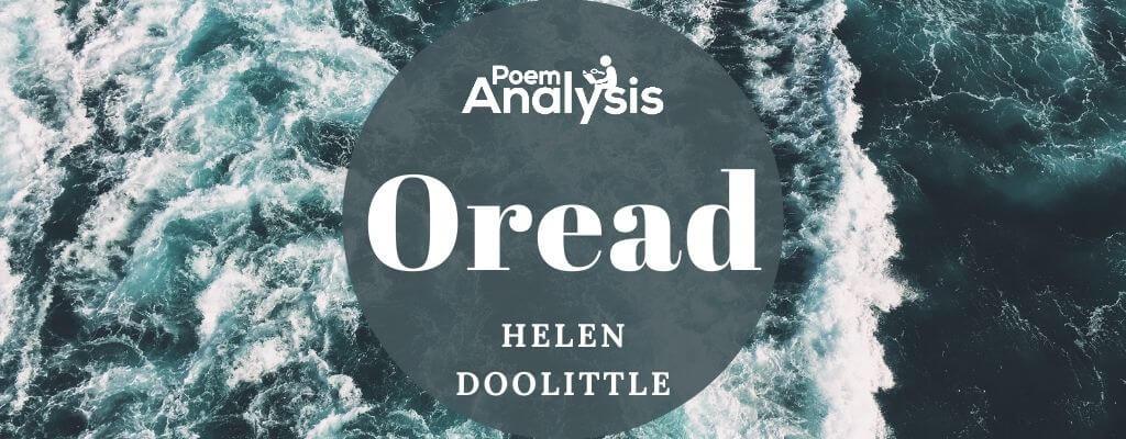 Oread by Helen Doolittle