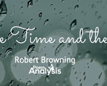 Never the Time and the Place by Robert Browning