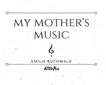 My Mother's Music by Emilie Buchwald