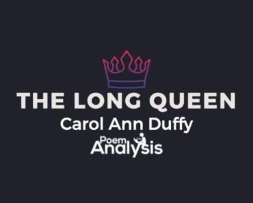 The Long Queen by Carol Ann Duffy