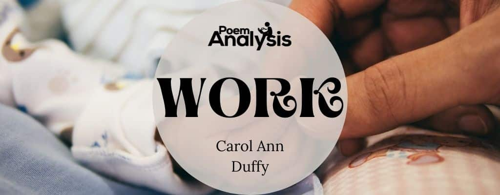 Work by Carol Ann Duffy