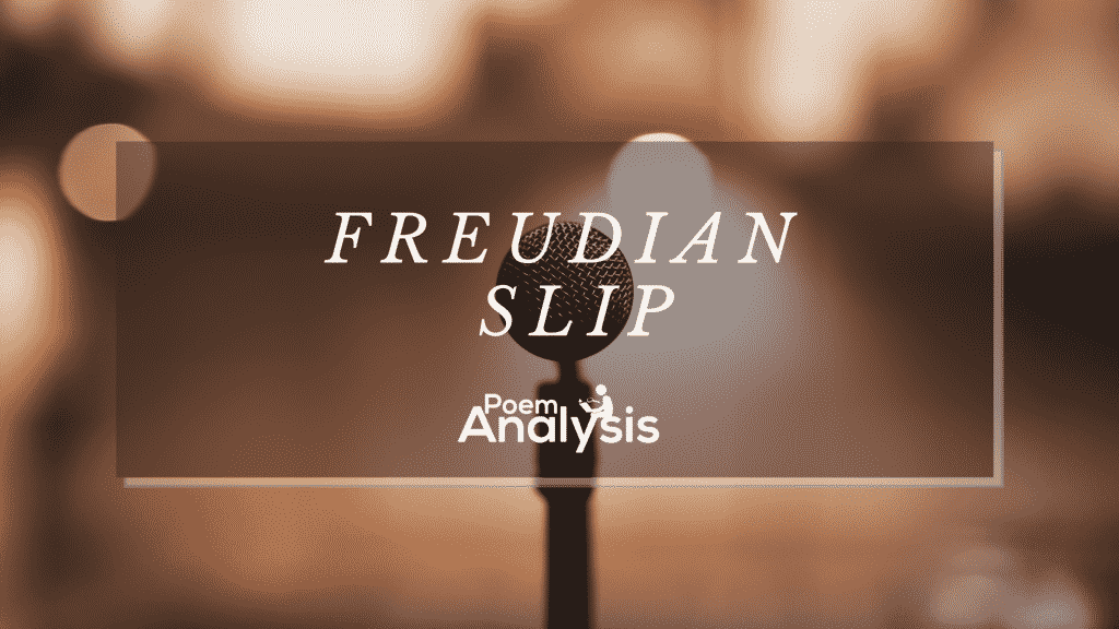 Freudian Slip Definition and Explanation
