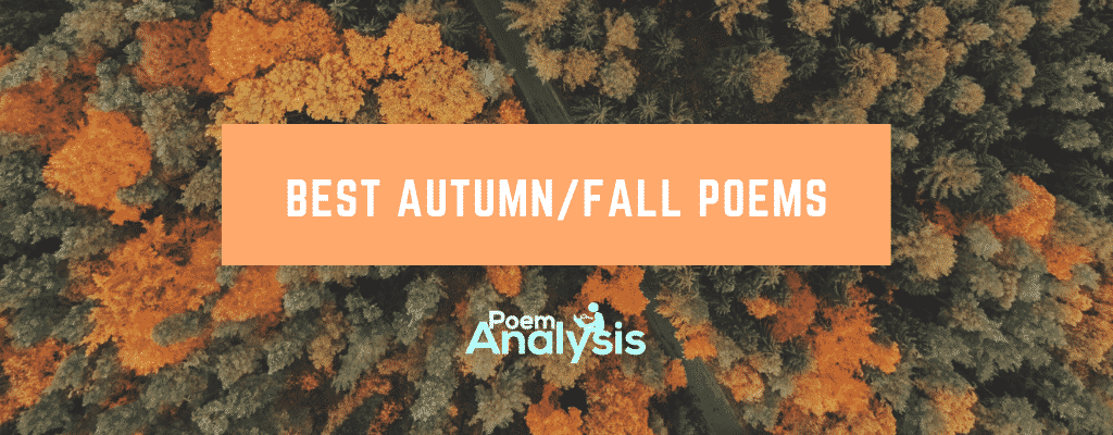 Best Autumn/Fall Poems