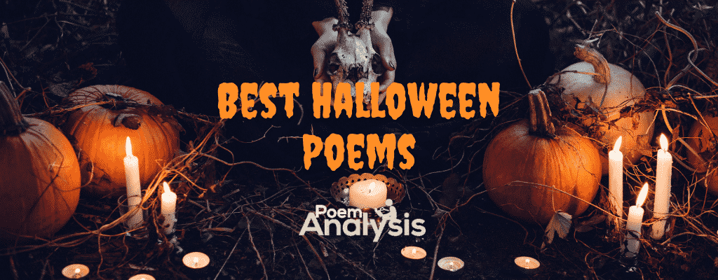 10 Spooky Halloween Poems to Give You the Chills - Poem Analysis