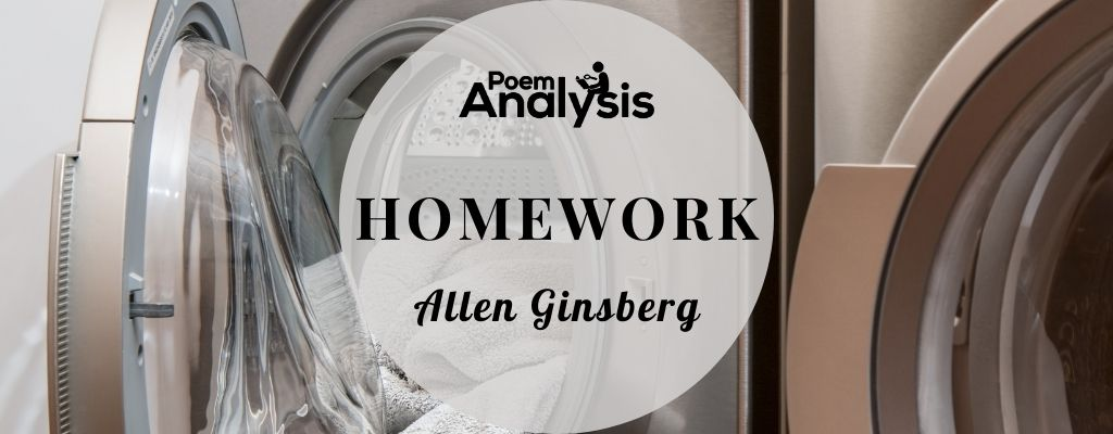 Homework by Allen Ginsberg