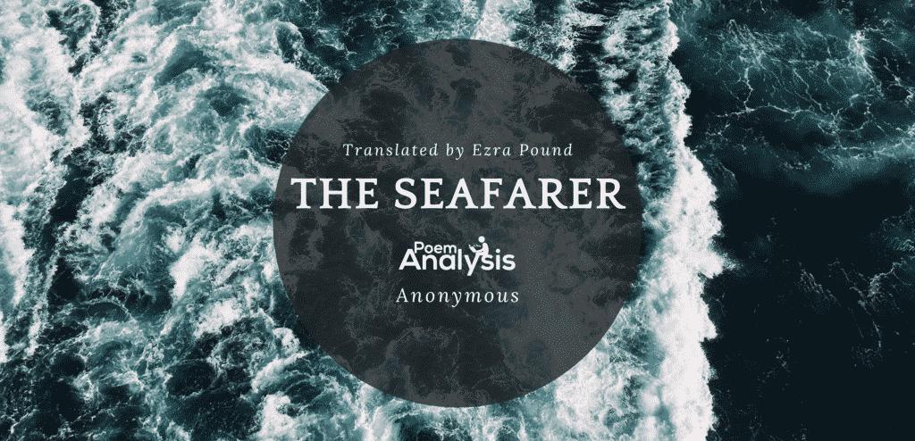 The Seafarer, Translated by Ezra Pound